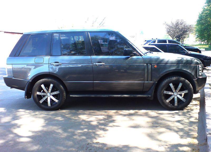 колеса и шины для Range Rover купить