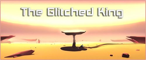 Несостоявшийся король / The Glitched King (Майкл Пиэзза / Michael Piazza) [2013, короткометражный анимационныйфильм, WEBRip]