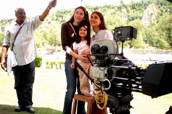 Каришма капур ее дети фото