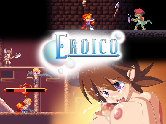 Eroico [2013] [Uncen] [Arcade] [ENG] H-Game