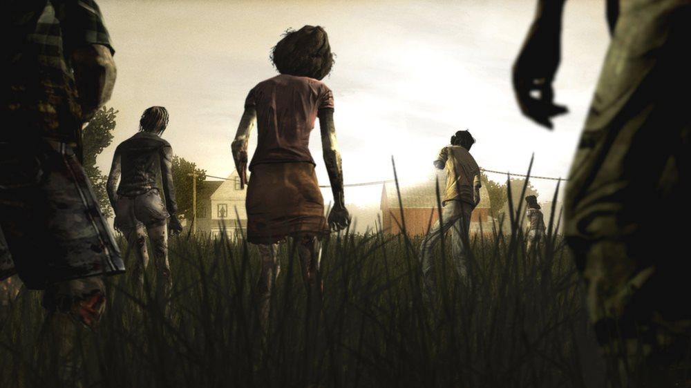 The Walking Dead: Episode 1-6 (2012) [Ru/En] (1.0.0.23) Repack Fenixx