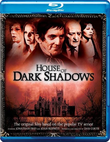 Дом чёрных теней / House of Dark Shadows (Дэн Кертис / Dan Curtis) [1970, США, ужасы, драма, мелодрама, BDRemux 1080p] MVO (Россия) + DVO (Мост-видео)+ Sub Eng + Original Eng