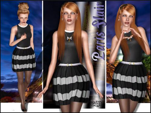Flair de Paris EM Dress by ErysaM