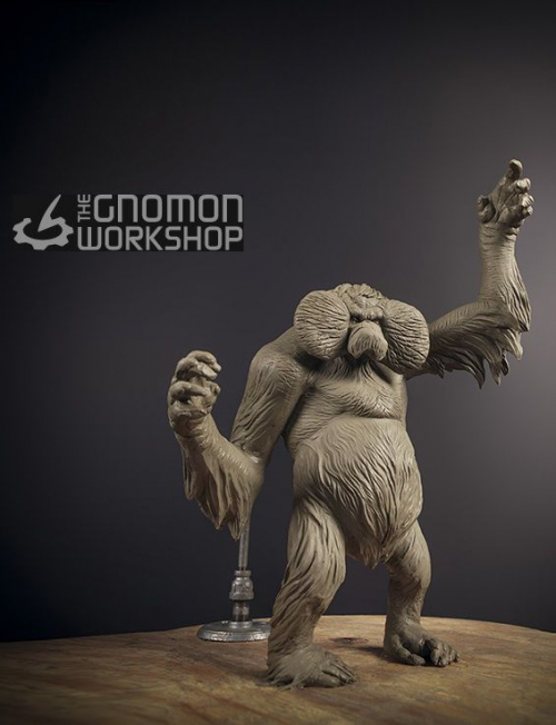 The Gnomon Workshop - Sculpting a Stylized Character with David Meng
