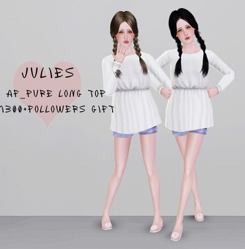 FG_Pure Af_long top by Julies