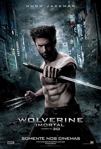Wolverine: Imortal (Dual Audio) TSRip XviD