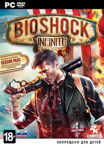 BioShock Infinite [v 1.1.25.5165 + 9 DLC] (2013) PC | RePack �� z10yded