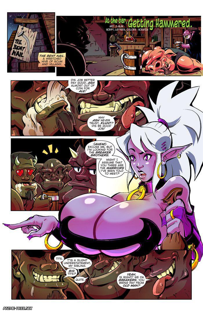 Комиксы портала manaworldcomics [Uncen] [ENG] Porno Comics