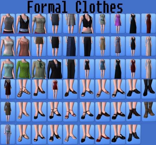 Моды для the sims 3 - 61