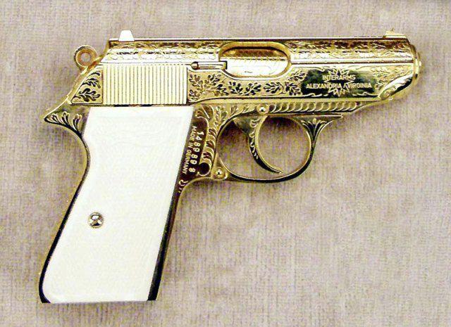 Стильное оружие мексиканской мафии