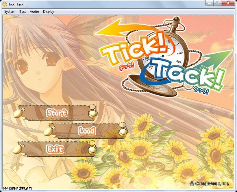 Tick! Tack! / Тик! Так! [2005] [Uncen] [VN] [ENG,JAP] H-Game