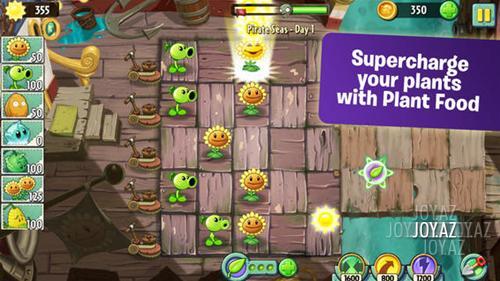 Plants vs. Zombies 2 oyunu pulsuz olaraq iPhone və iPad üçün təqdim edildi