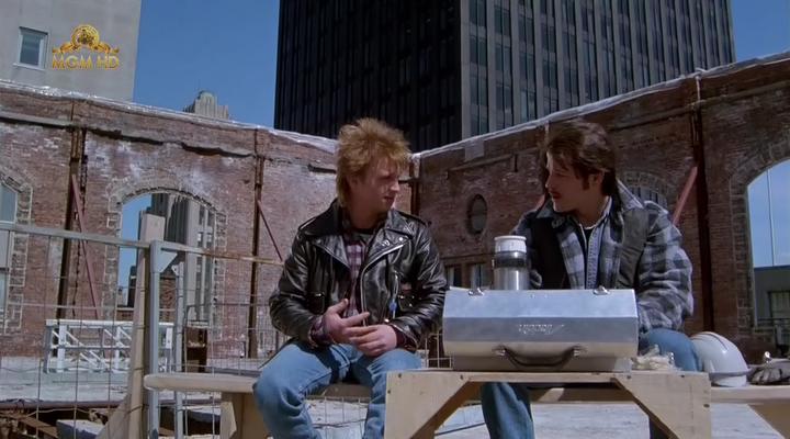 Эдди и «Странники» 2 / Эдди и круизеры 2 / Eddie and the Cruisers II: Eddie Lives! (1989) HDTVRip