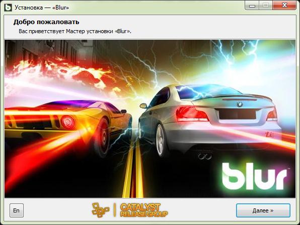 Blur (2010) [Ru/Multi] (1.2) RePack R.G. Catalyst
