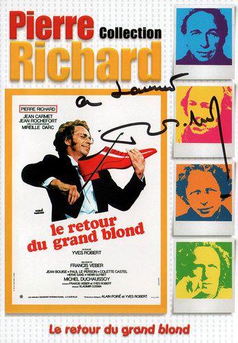 Возвращение высокого блондина / Le Retour du grand blond (Ив Робер / Yves Robert) [1974 г., Франция, комедия, HDRip-AVC] Dub + DVO + Original (fre)