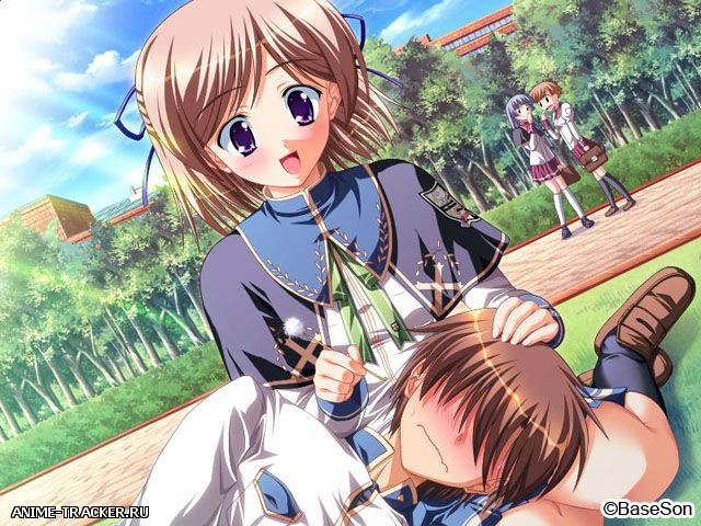 Harukoi Otome ~Greetings from the Maidens' Garden~ [2006] [Uncen] [VN] [ENG] H-Game
