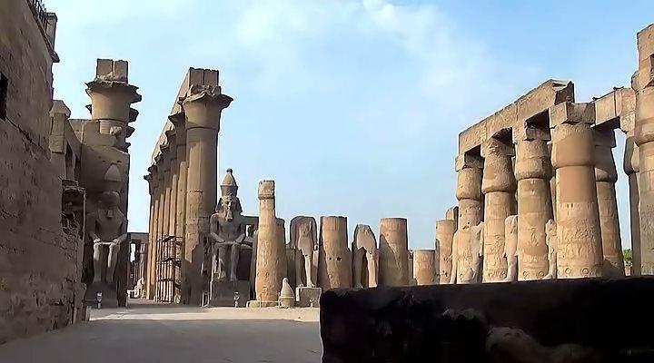 Египет. Тайны древней цивилизации / Egypt 3D (2013) BDRip
