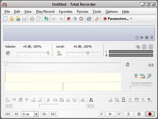 Total recorder pro standart - скачать total recorder pro standart бесплатно