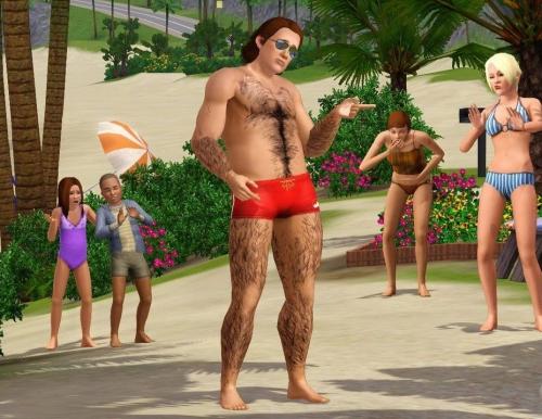 Благодаря дополнению The Sims 3 Все возрасты у вас появится