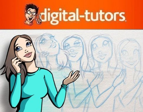Digital-Tutors: Traditional Animation Techniques in Photoshop
