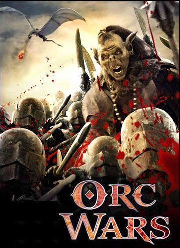 Войны орков / Orc Wars (2013) DVDRip | НТВ+