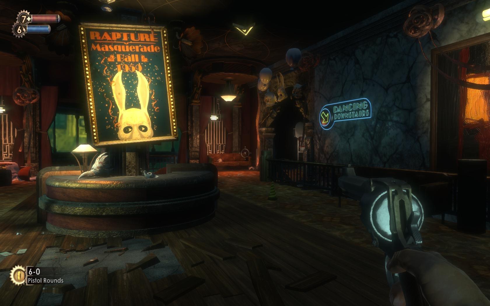 BioShock Сollection (2007-2013) [Multi] (1.1/1.5.0.19/1.1.22.55730) SteamRip SmS