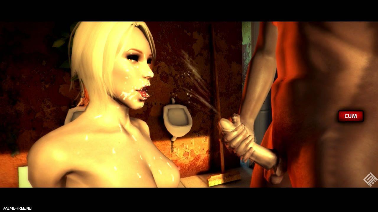 Juliet Sex Session Scene / Сессия Джульеты - Целая Сцена [Uncen] [3D] [ENG] Animation