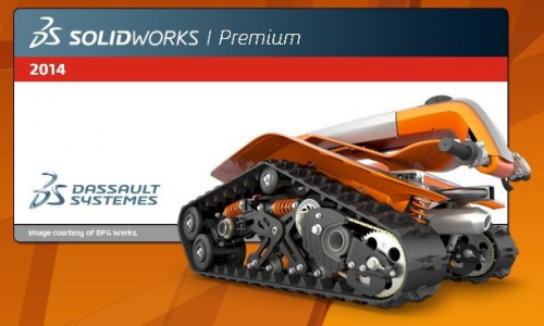 SolidWorks 2014 SP0.0 Full 32/64Bit