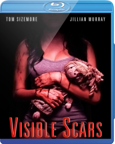 Видимые шрамы / Visible Scars (Ричард Турк / Richard Turke) [2012, США, триллер, BDRip] DVO [DeadSno & den904] + Original Eng