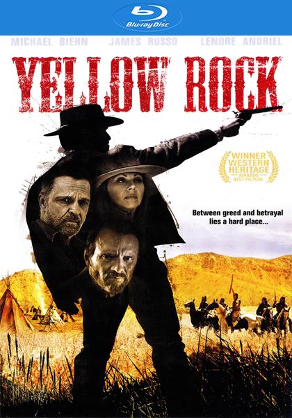 Золотая лихорадка / Yellow Rock (Ник Валлелонга / Nick Vallelonga) [2011, США, вестерн, приключения,HDRip] DVO (НТВ+)