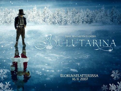 Рождественская история / Joulutarina (Юха Вуолийоки / Juha Wuolijoki) [2007, Финляндия, Рождественская сказка, семейный, DVD5]R5 MVO + Original (Suomi) + Sub (Ukr)
