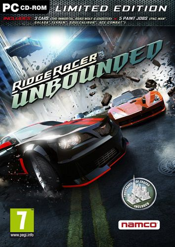Ridge Racer Unbounded Bundle-(MULTI6) PROPHET