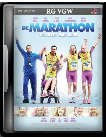 Марафон / De Marathon (Дидрик Копал / Diederick Koopal) [2012 г., драма, комедия, спорт, HDRip] DVO (НТВ+) + VO (А. Бочаров)