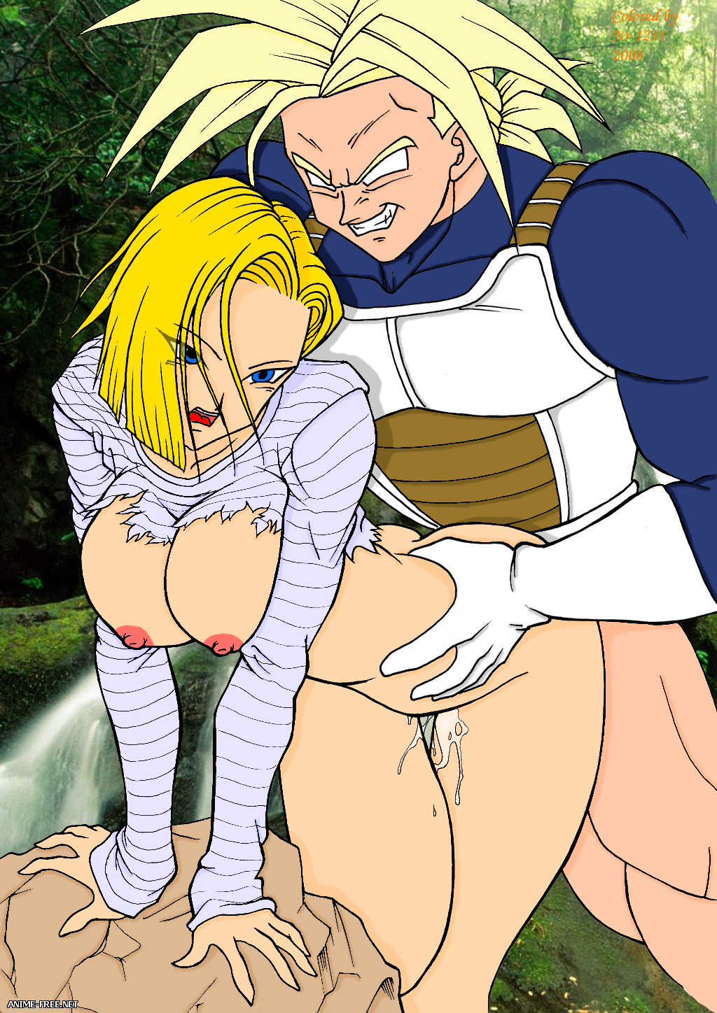 Dragon ball z porn gallery smut breasts