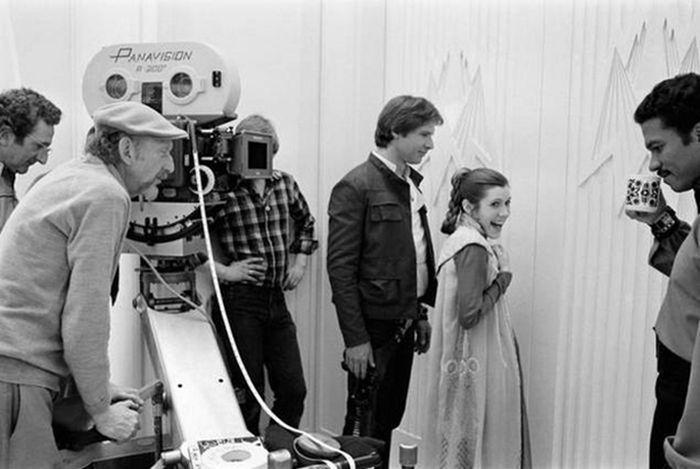 За кулисами Star Wars