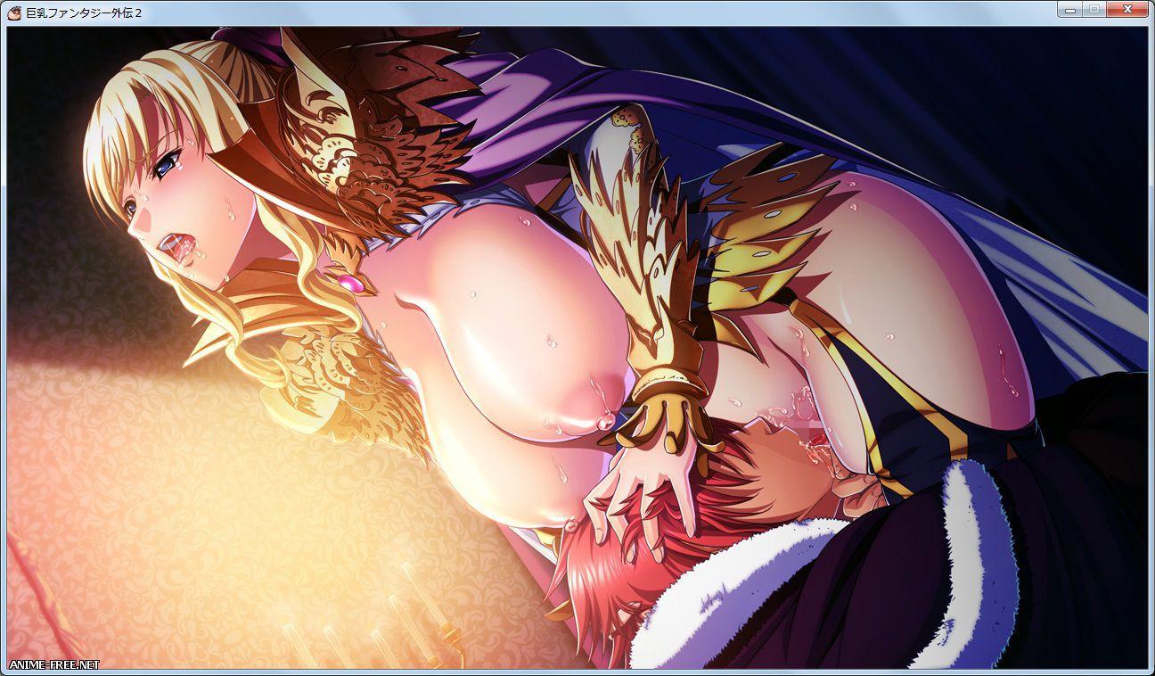 Kyonyuu Fantasy Gaiden 2 / Фантазия Огромных Грудей: Продолжение Легенды 2 [2013] [Cen] [VN] [JAP] H-Game