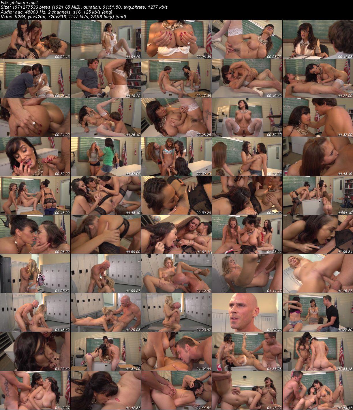 Громко порно фильм школа 2 вряд