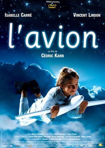 Живой самолёт / Lavion (Седрик Кан / C&#233dric Kahn) [2005, Германия, Франция, фэнтези, семейный, DVD9 (Custom)] MVO + Sub Eng + Original Fre