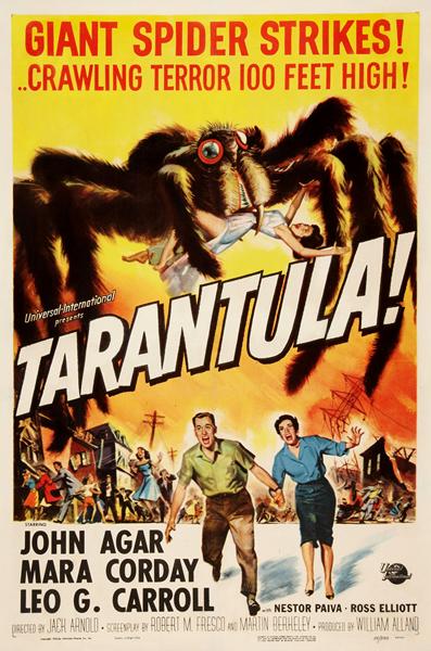 Тарантул / Tarantula, Подземное население / Люди-кроты / The Mole People (Джек Арнольд / Jack Arnold, Вирджил В. Фогель / Virgil W. Vogel) [1955, 1956, США, ужасы, DVD9 (Custom)] [4:3 NTSC R1] DVO (НТВ+), Sub Rus (linyok) + Original Eng + Sub Eng Fre торр