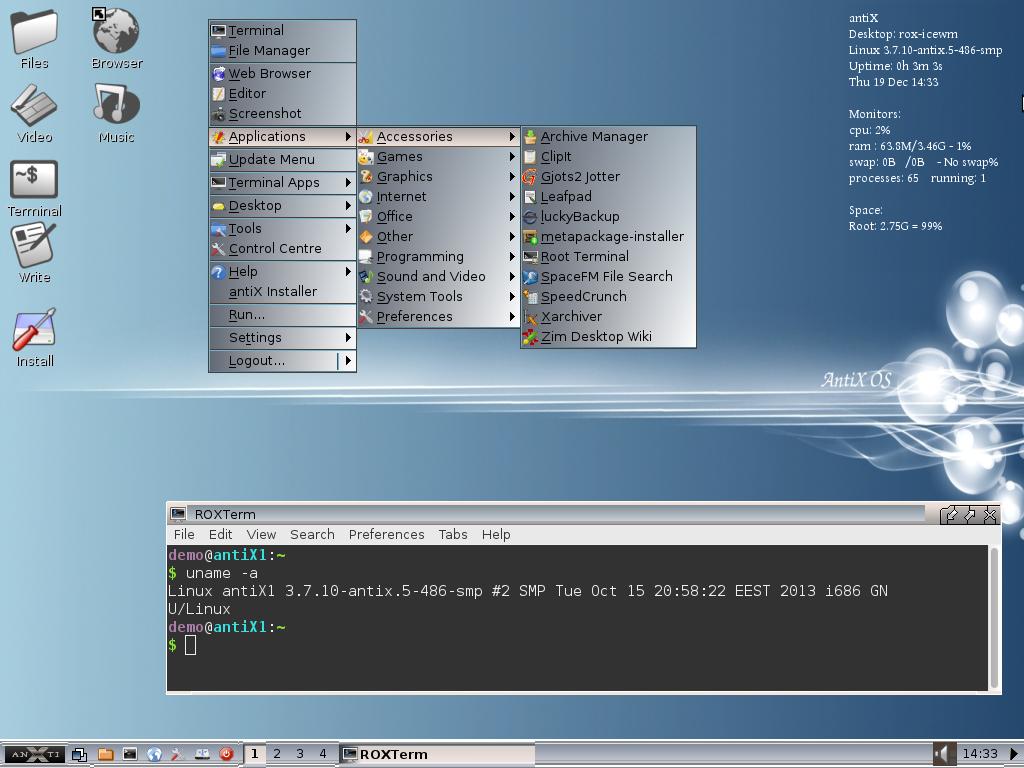 Linux Debian 7 Торрент