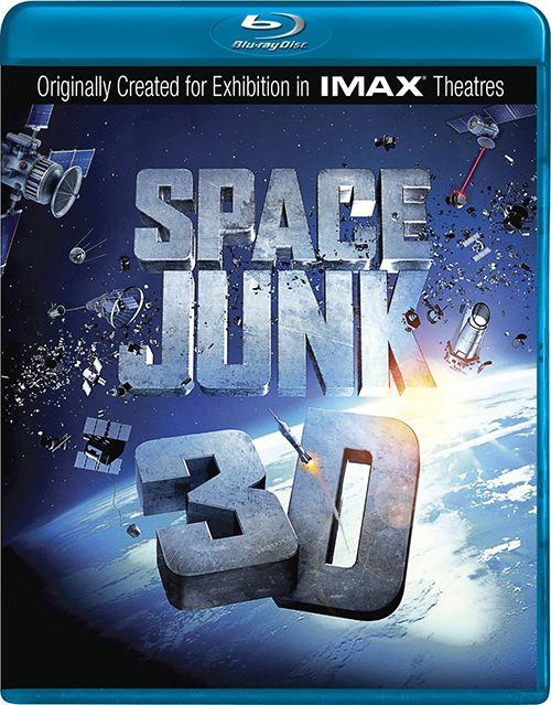 Космический мусор 3Д / IMAX - Space Junk 3D (2012) [Blu-ray 2D/3D]1080p AVC DTS-HD 5.1]