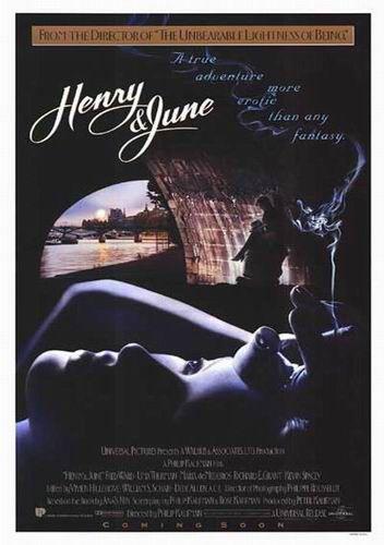 Генри и Джун / Henry & June (Филип Кауфман / Philip Kaufman) [1990, США, драма, биография, DVDRip] MVO + VO + Original Eng