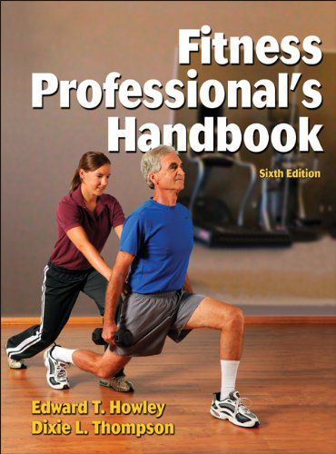 Fitness Professional's Handbook 6th Edition