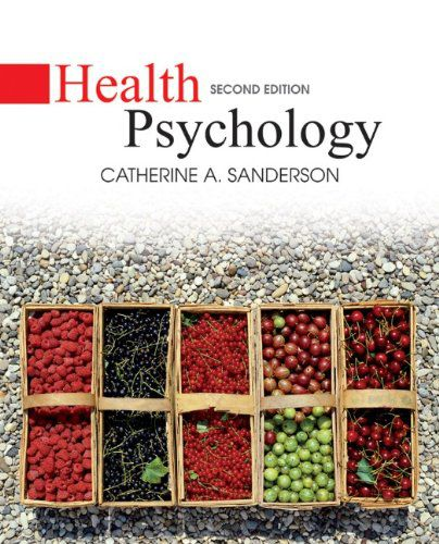 Health Psychology, Second Edition