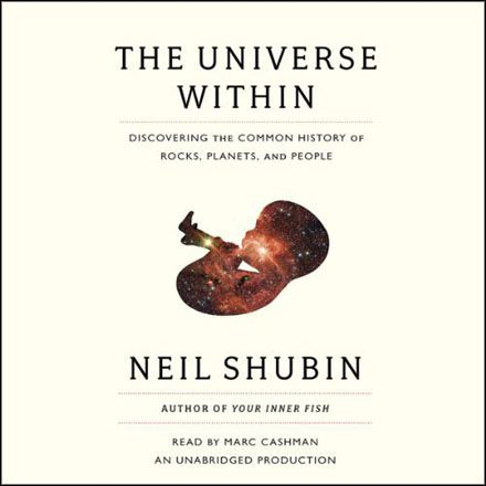 The Universe Within: Discovering the Common History of Rocks, Planets, and People (Audiobook)
