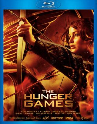 Голодные Игры / The Hunger Games (2012) BDRip 1080p