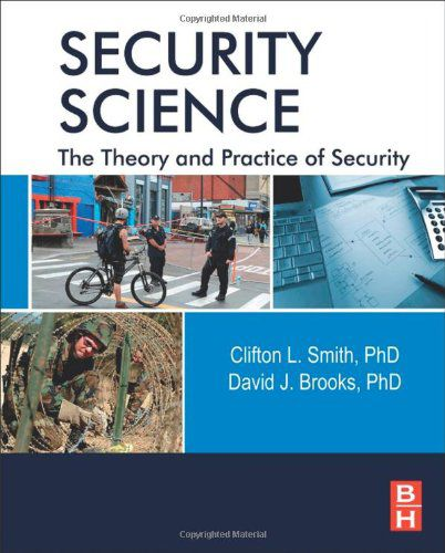 Security Science The Theory and Practice of Security (PDF)