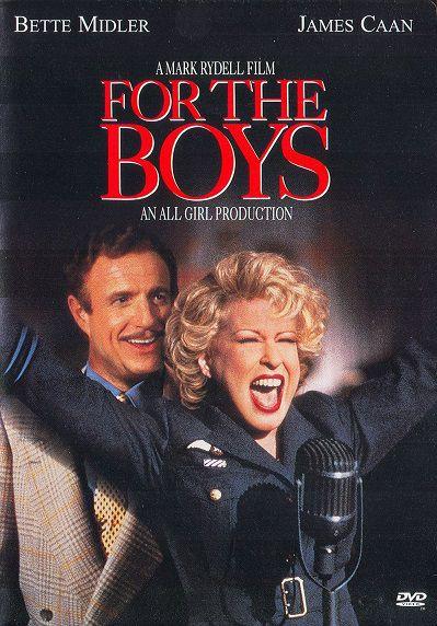 Ради тех парней / For The Boys (1991) DVDRip | L1