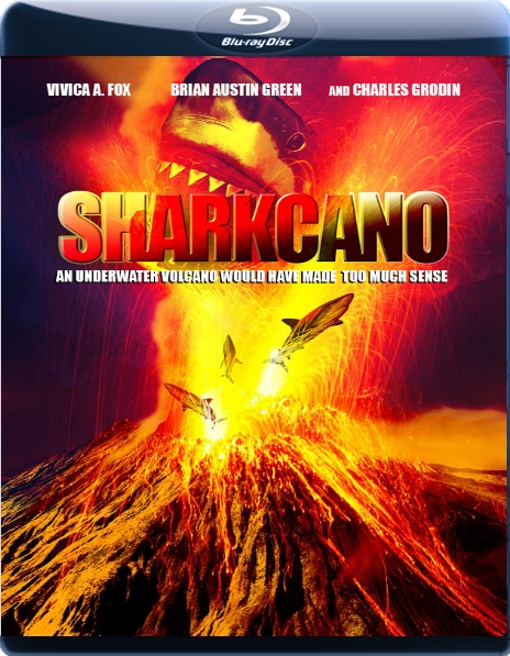 Акулий торнадо / Sharknado (2013) HDRip