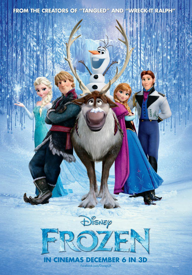 Frozen: Uma Aventura Congelante (Dual Audio) BDRip XviD